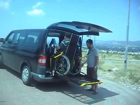 "CTM OTOMOTİV'denVolkswagen Caravella Engelli Taşıma Aracı ""www.ctmotomotiv.com.tr"""