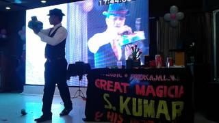 S kumar magic video