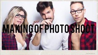 MAKING OF // SESIÓN DE FOTOS A LO TERRY RICHARDSON