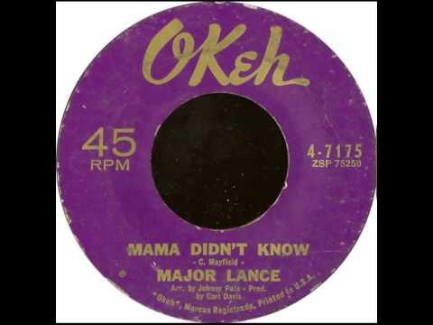 major-lance-mama-didnt-know-somebeachmusic