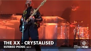 The xx - Crystalised / Estereo Picnic 2017