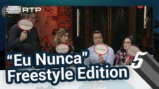 """""""Eu Nunca"""" Freestyle Edition - 5 Para a Meia-Noite"""