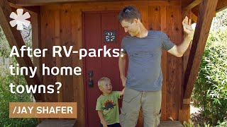 Tiny house pioneer Jay Shafer: thinking beyond trailer parks