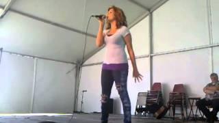 "Jennifer Hudson ""Spotlight"" cover AZ State Fair"