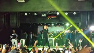 Ozuna - (Falsas Mentiras) Live Céntrica Lima Perú - 29 de Julio 2016