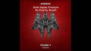 Madman - Bolla Papale freestyle (Instrumental Re-Prod by Breath)
