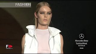 KSUBI Spring Summer 2012 2013 MBFW Australia - Fashion Channel