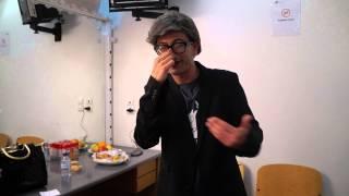 """""""Bruno Ferreira imita Nuno Markl"""" (bastidores) - Nuno Markl - 5 Para a Meia-Noite"""