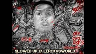 who is this - lil durk - slowed up by leroyvsworld
