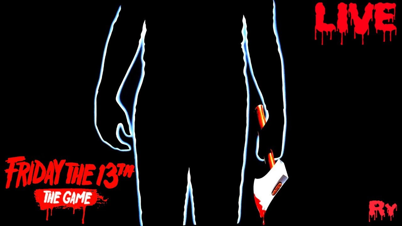 Ry Wilson - LIVE: Friday the 13th Ultimate Slasher: New Year's Eve Massacre