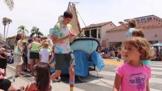 Solstice Video: Santa Barbara 6/21/2014