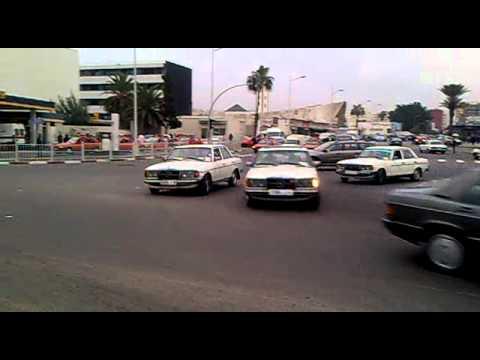 Agadir, Morocco Grand Taxi and Petit Taxi / Maroko taksówki