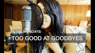 MM#2: Too Good at Goodbyes // Sam Smith (Cover)