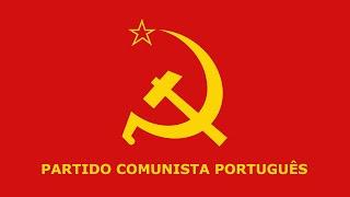 """Hino do PCP """"Avante Camarada!"""""""