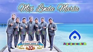 Mix Linda María Armonía 10Ritmo