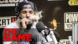 """The Game - """"All The Way Up"""" Breakfast Bars Freestyle"""