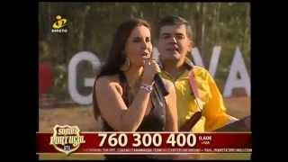 """CHAVE D`OURO """"Naufrago do amor"""" em Garvão na 21ª Exposição Agropecuária (TVI) Contacto para Festas"""