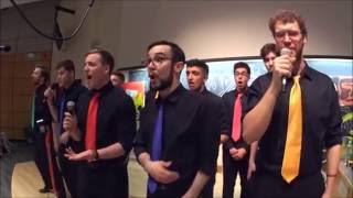"""I Want it That Way"" (opb. The Backstreet Boys) - The Doo Wop Shop (UMass Amherst)"