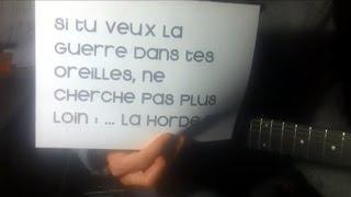 LA HORDE - Ulule supports by friends