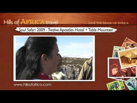 Soul Safari 2009 with Ainslie MacLeod – Twelve Apostles + Table Mountain.mov