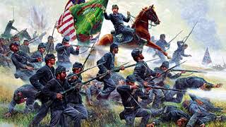 Irish American Civil War Song - We'll Fight For Uncle Sam