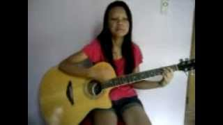 Larissa Ribeiro Cantando Geração de Samuel - Fernandinho