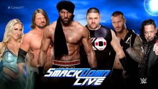 WWE: Take A Chance (Smack Down Live)►Theme Song [TV Edit V2]