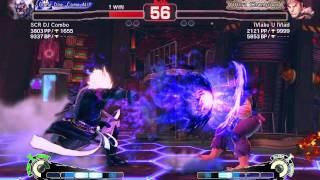 SCR DJ Combo (Oni) vs IVIake U IVIad (Ryu)