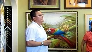 Simon Silva and the Arts in School