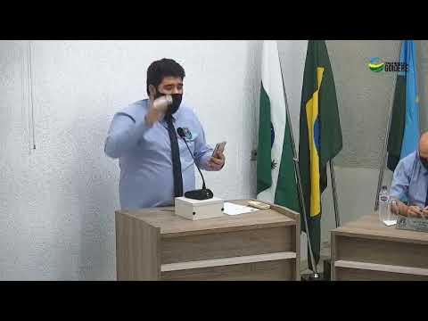 Vídeo na íntegra da Sessão Ordinária da Câmara Municipal de Goioerê dessa quarta-feira, 16