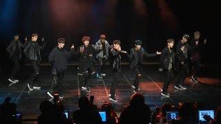 UP10TION(업텐션) '하얗게 불태웠어' Showcase Stage (BURST, White Night, 우신, WOOSHIN, I.O.I, SOMI, 전소미) [통통영상]