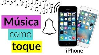 Colocando música (grátis) de toque no iPhone