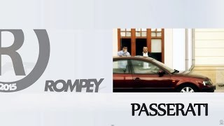 Rompey - Passerati (Passat w TDI) OFICJALNE AUDIO NOWOŚĆ DISCO POLO 2016