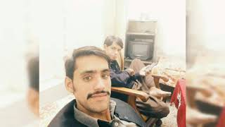 Shah Hamza with best brothers