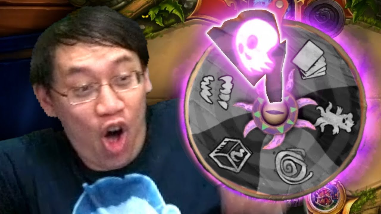 TrumpSC - Someone Got ROD OF ROASTED!! | Control Warrior | Madness at the Darkmoon Faire | Hearthstone