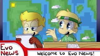 EVO NEWS! | Minecraft Evolution SMP Animation