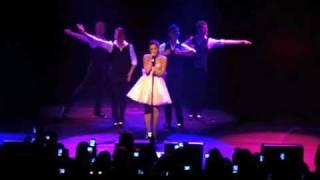 Honeymoon Avenue - Ariana Grande (New Song 2012) LIVE