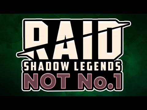 why not number one game in gacha games category Raid Shadow Legends