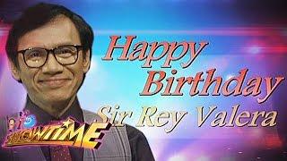 It's Showtime: Happy Birthday, Rey Valera!