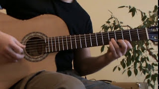 Cancion del Mariachi guitar lesson + TAB