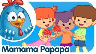 Mamama Papapa - Lottie Dottie Chicken - Kids songs and nursery rhymes in english