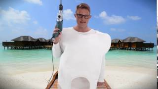 Do you know who I am? I'm the root canal on your holiday to Bora Bora!