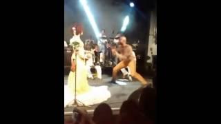 Mariene de Castro e bailarino :: Iansã cadê Ogum