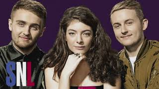 Lorde, Disclosure - Magnets: Live on SNL (Mic Feed/Isolated Vocals)