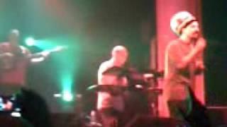 Dread Mar I - Salvame (en vivo)