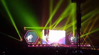 Coldplay Singapore 31 Marc 2017