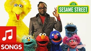 "Sesame Street: Will.i.am Sings ""What I Am"""