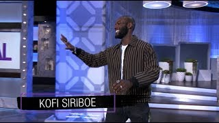 Tuesday on 'The Real': Kofi Siriboe from 'Queen Sugar'