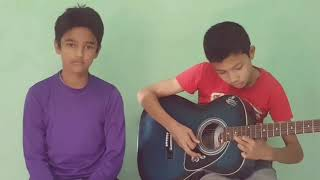 """Despacito"" guitar cover by nepali boyz"