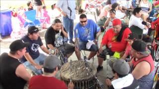 Black Bear Singers Round Dance Song Mayetta 2015